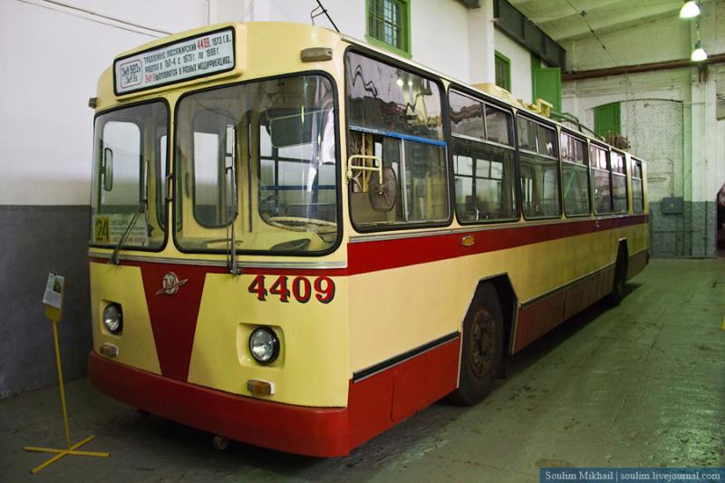 Electrical Transport Museum 15