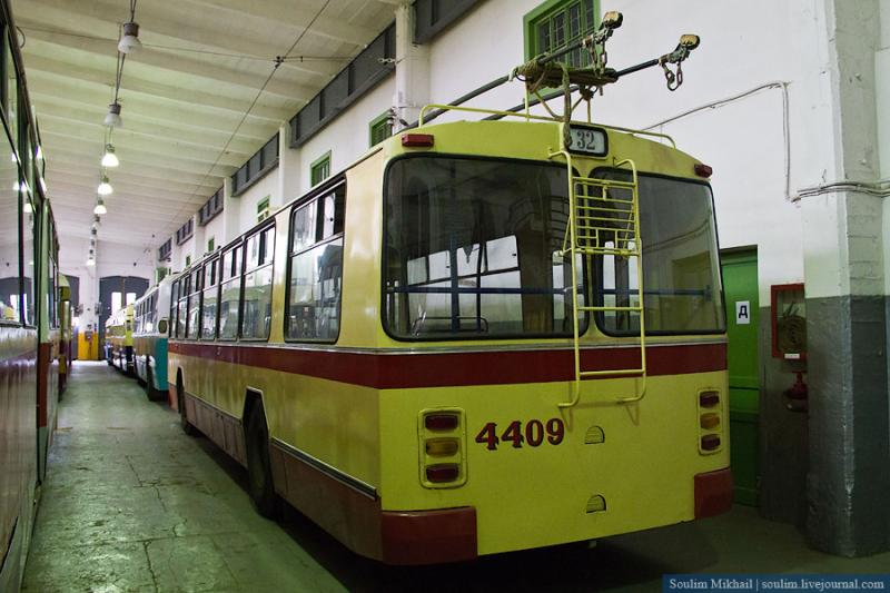 Electrical Transport Museum 20