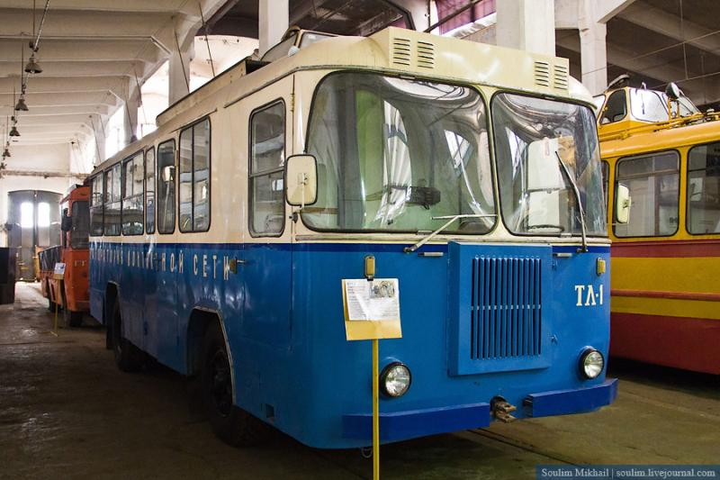 Electrical Transport Museum 21