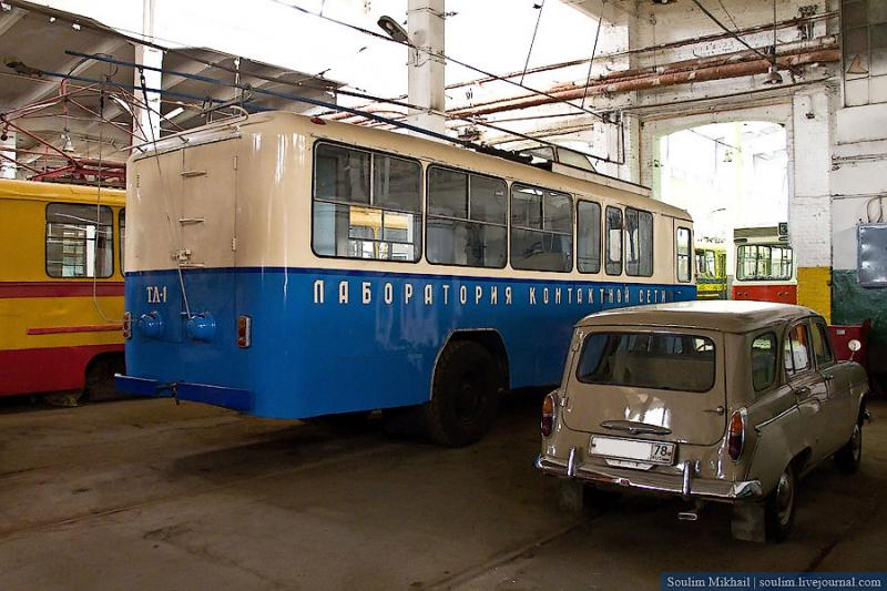 Electrical Transport Museum 23
