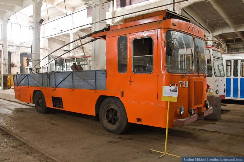 Electrical Transport Museum 24