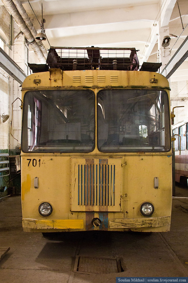 Electrical Transport Museum 25