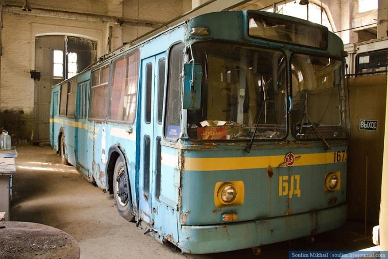Electrical Transport Museum 26