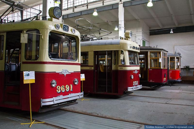 Electrical Transport Museum 28