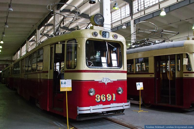 Electrical Transport Museum 29