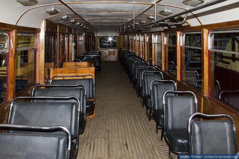 Electrical Transport Museum 31