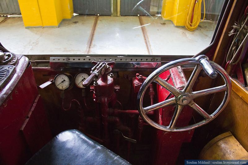 Electrical Transport Museum 34