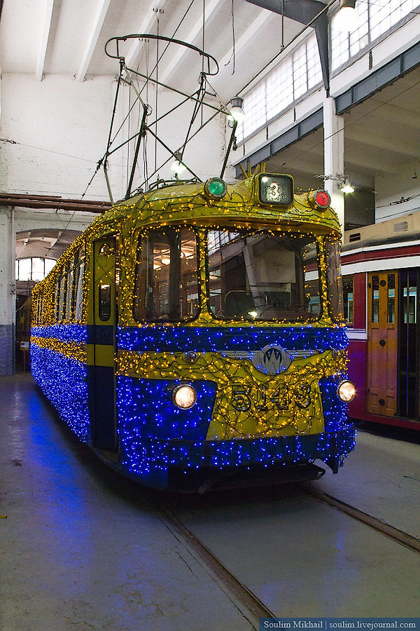 Electrical Transport Museum 35