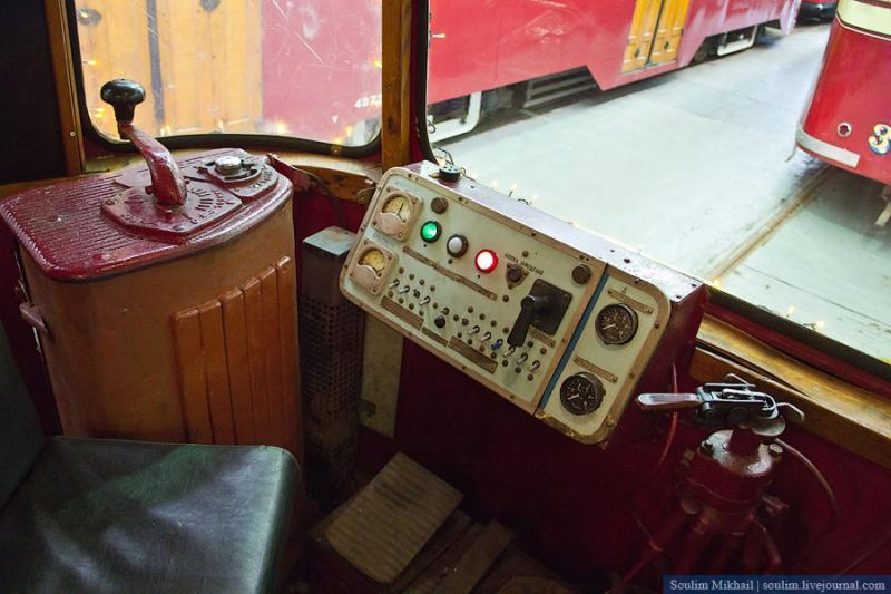 Electrical Transport Museum 40