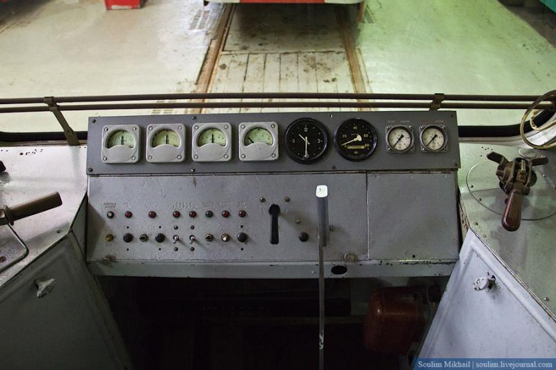 Electrical Transport Museum 45