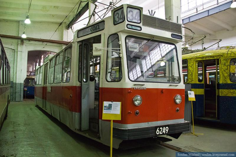 Electrical Transport Museum 46