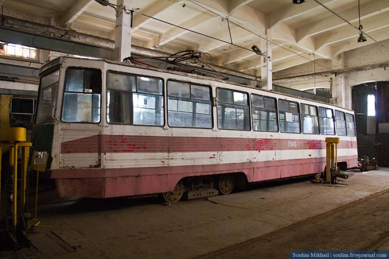 Electrical Transport Museum 48
