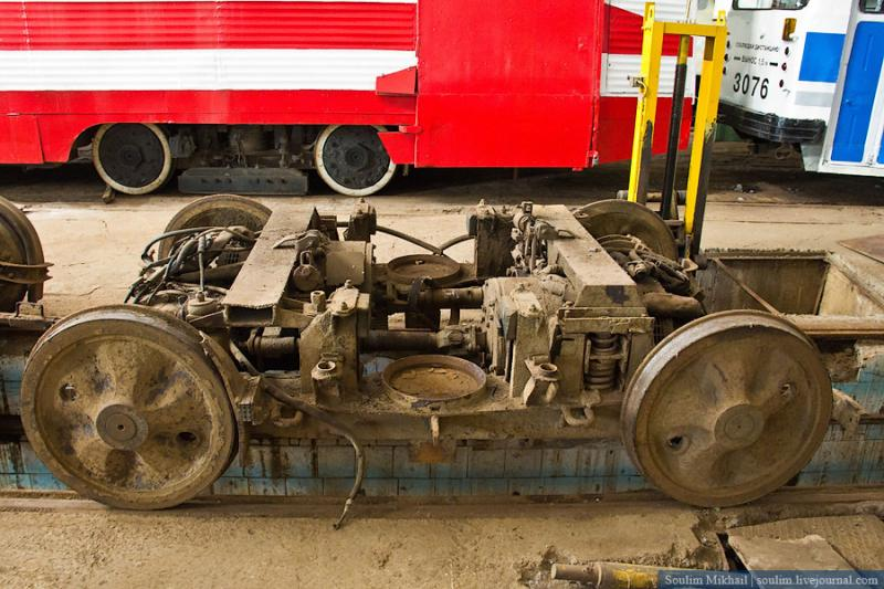 Electrical Transport Museum 49