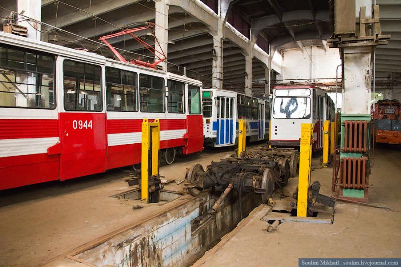 Electrical Transport Museum 50