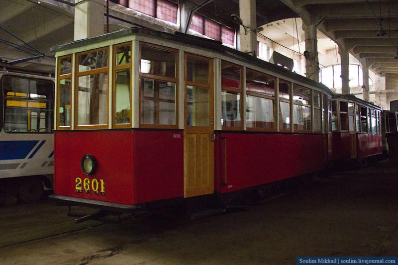 Electrical Transport Museum 58