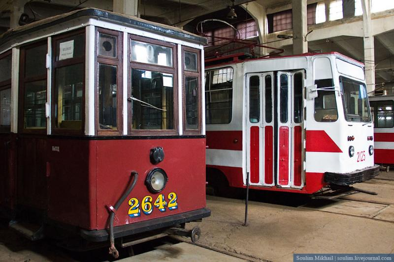 Electrical Transport Museum 59