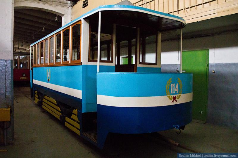 Electrical Transport Museum 62