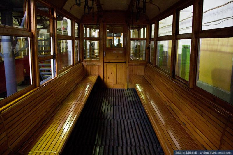 Electrical Transport Museum 66