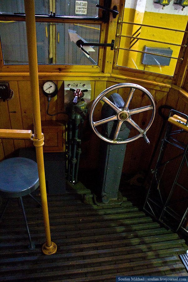Electrical Transport Museum 69