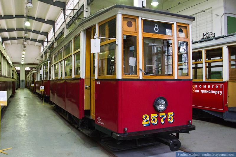 Electrical Transport Museum 72