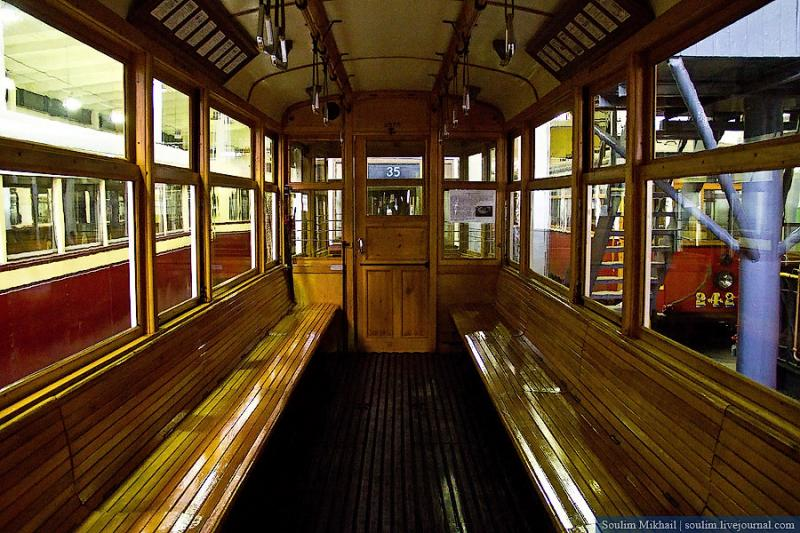 Electrical Transport Museum 73