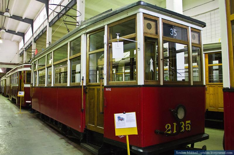 Electrical Transport Museum 74