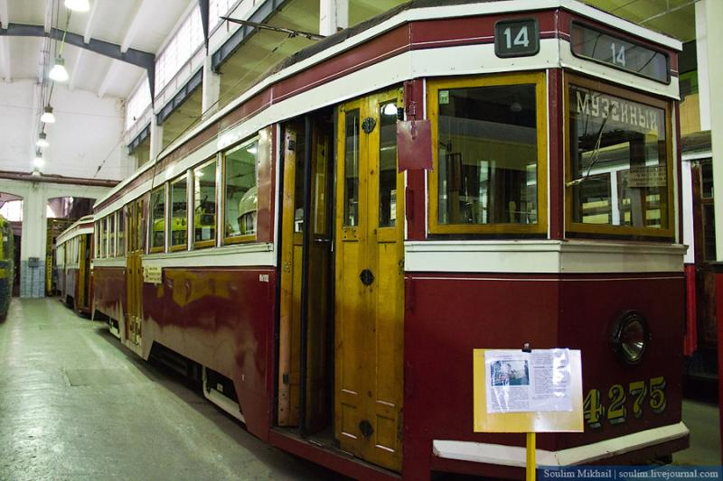 Electrical Transport Museum 75
