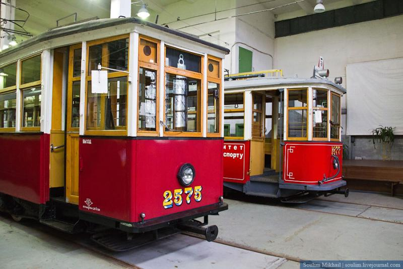 Electrical Transport Museum 76