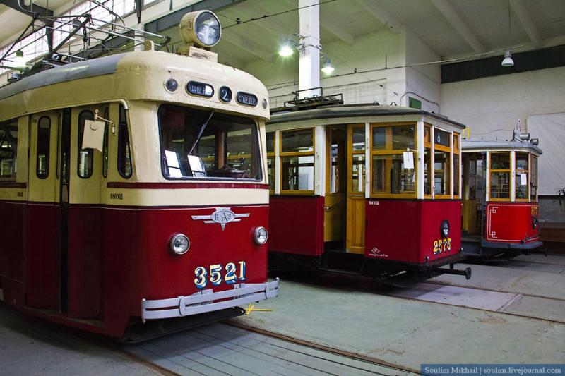 Electrical Transport Museum 77