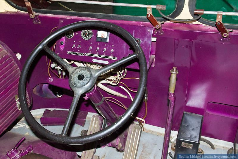 Electrical Transport Museum 9