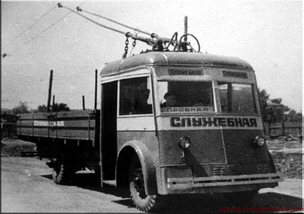 electricity powered trucks 1
