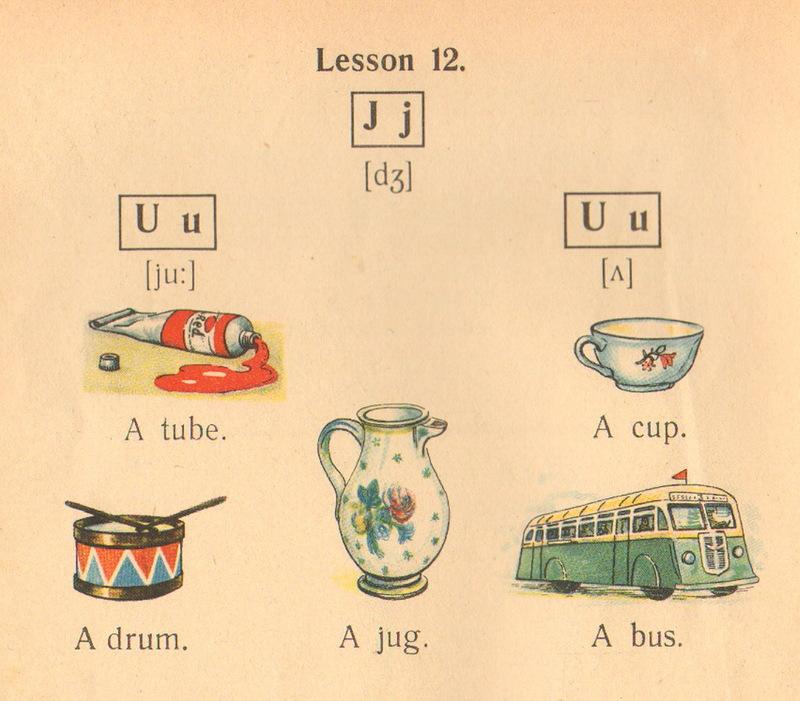 English Book 1953 12