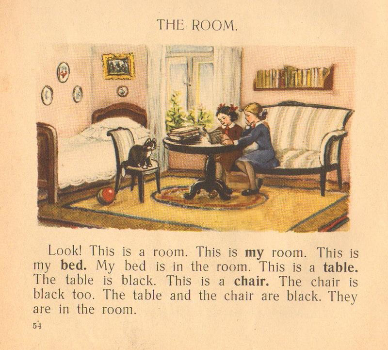 English Book 1953 9