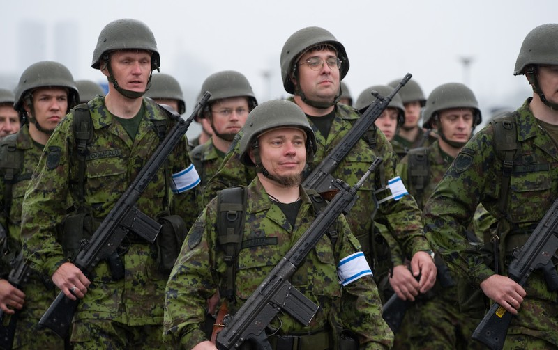 Army of Estonia 1