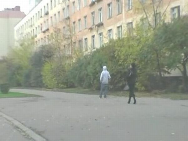 Russian guy revenge his ex 2