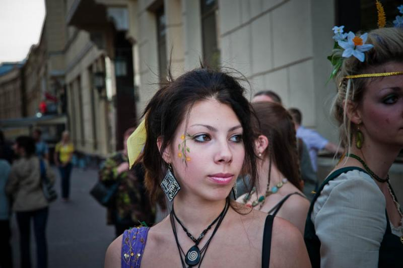 The Day When Ears Getting Long - Fairy Parade In Moscow 11