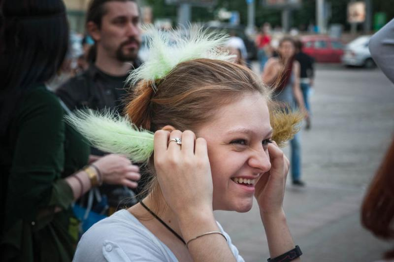 The Day When Ears Getting Long - Fairy Parade In Moscow 13