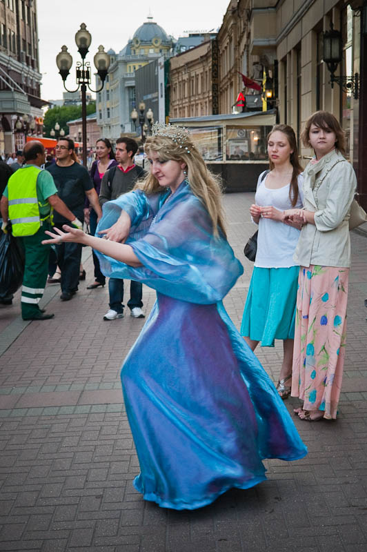 The Day When Ears Getting Long - Fairy Parade In Moscow 14