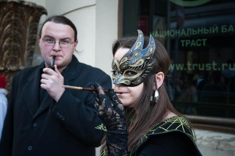 The Day When Ears Getting Long - Fairy Parade In Moscow 17