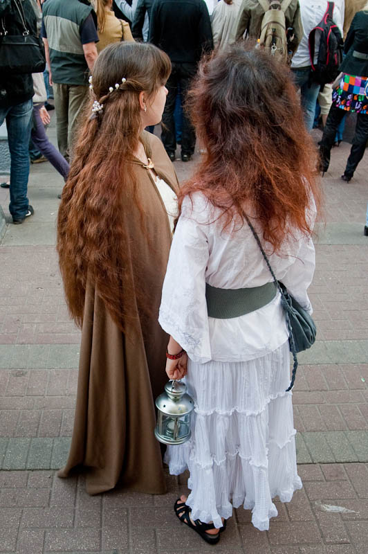 The Day When Ears Getting Long - Fairy Parade In Moscow 18