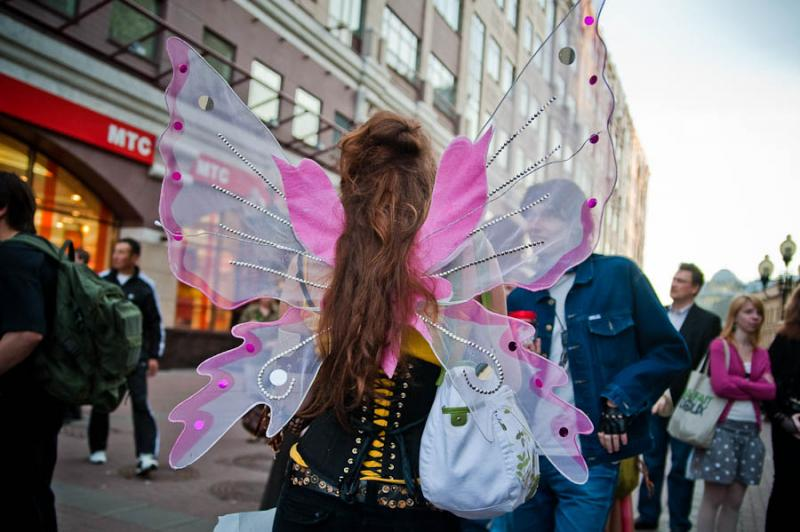 The Day When Ears Getting Long - Fairy Parade In Moscow 25