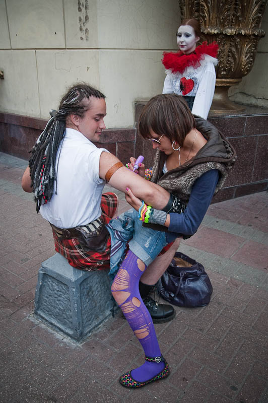 The Day When Ears Getting Long - Fairy Parade In Moscow 26