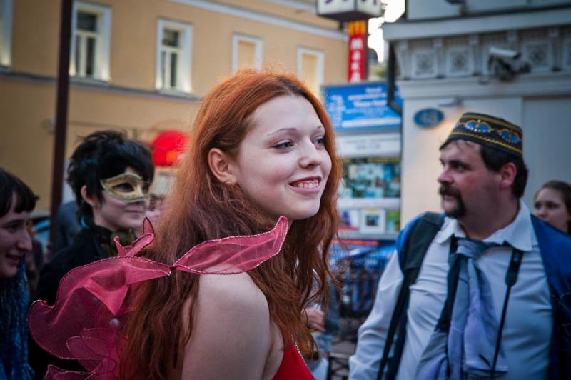 The Day When Ears Getting Long - Fairy Parade In Moscow 29