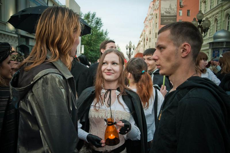 The Day When Ears Getting Long - Fairy Parade In Moscow 31