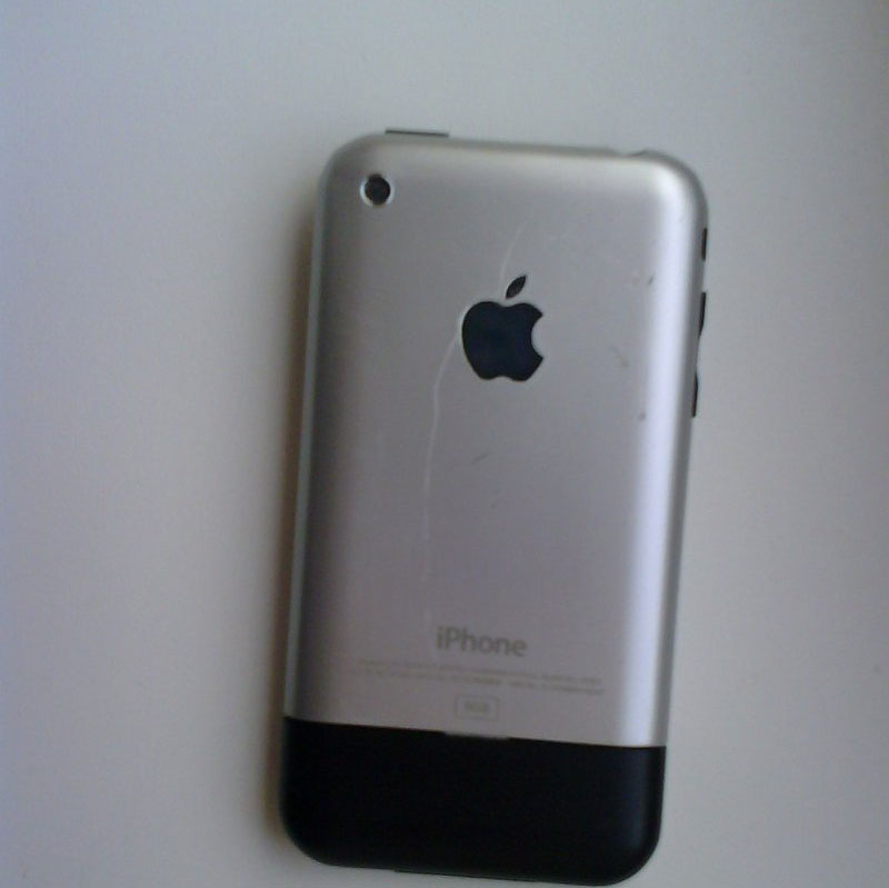 Fake iphone in Russia 1