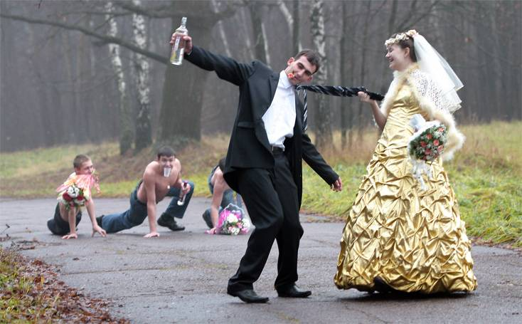 russian wedding