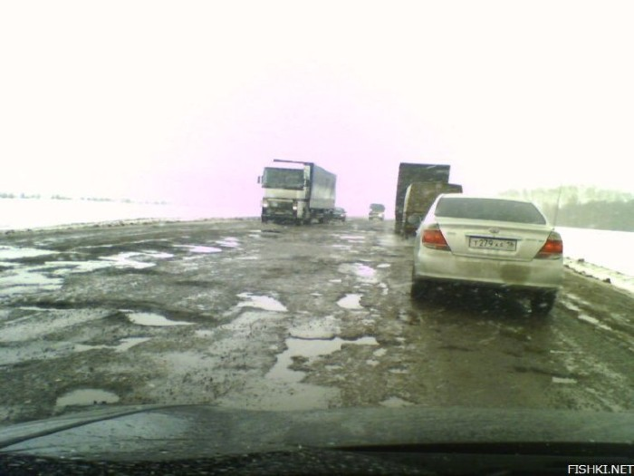russian federal highway 1