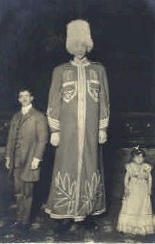 Giant from Russia: Tallest man ever 13