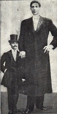 Giant from Russia: Tallest man ever 6