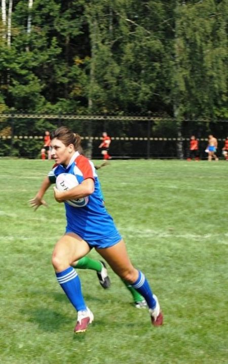 Female Rugby Championship in Russia 10